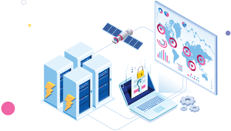 Cloud Hosting and server, buy a credible hosting